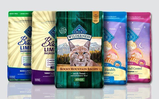 Best Blue Cat Food: The Amazing Quality Food Review in 2019