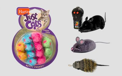The Best Mouse Cat Toys in 2019